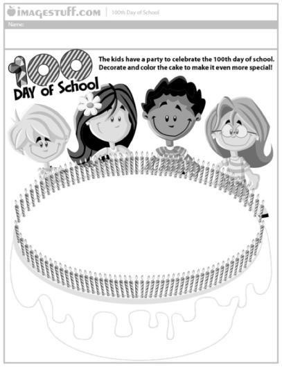 100th day activities | School Life